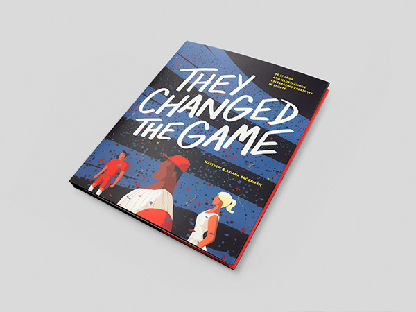 Image of They Changed the Game book